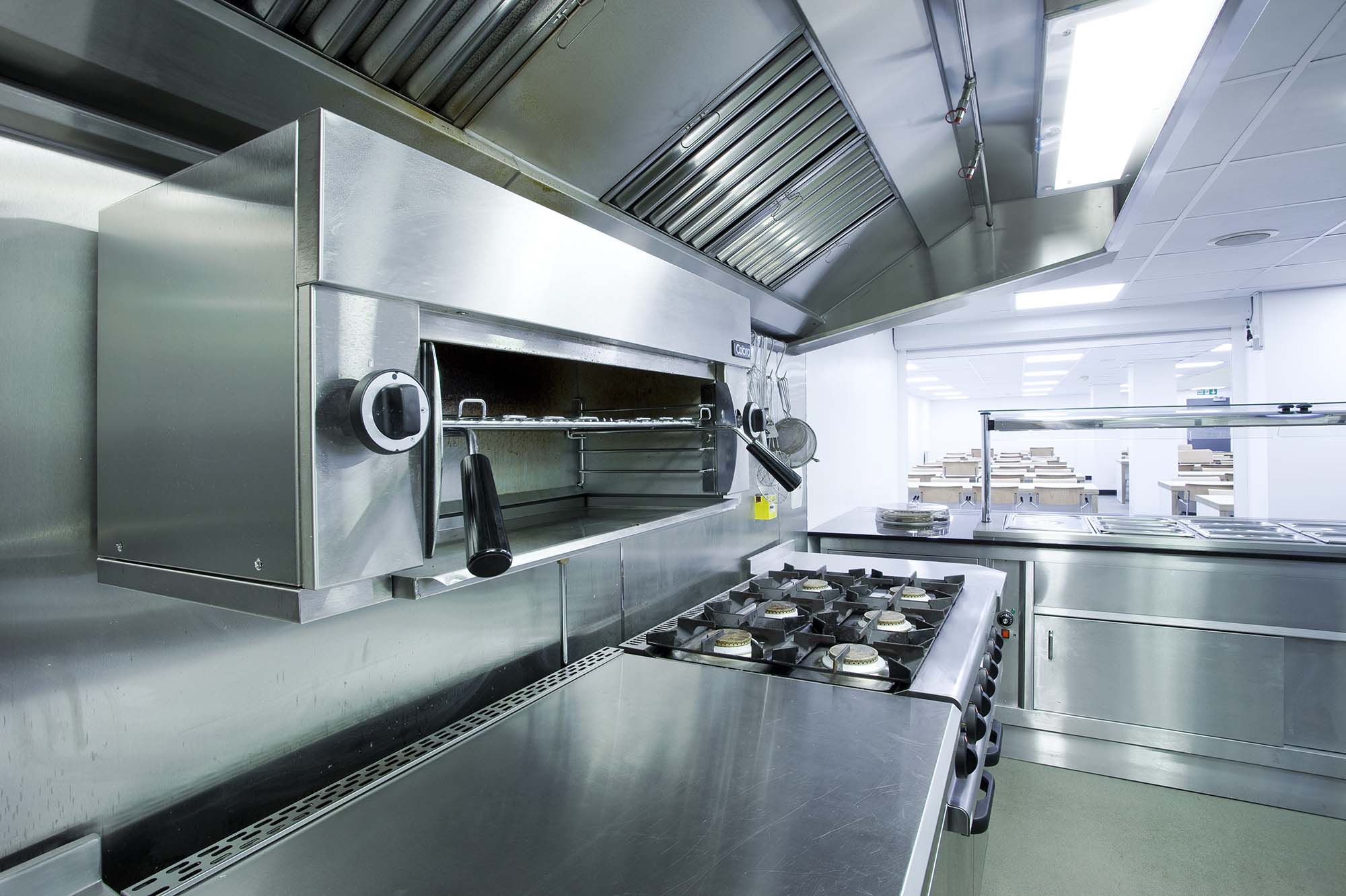 Projekt Technologiczny Kuchni Lokalu Gastronomicznego Teren